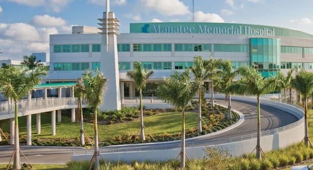 Manatee Memorial Hospital