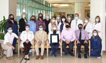 Manatee Memorial Hospital Receives Healthcare Facilities Accreditation Program Certification for Comprehensive Stroke