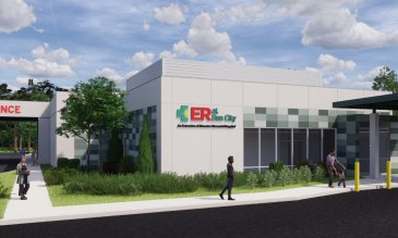 Picture of Sun City ER Rendering