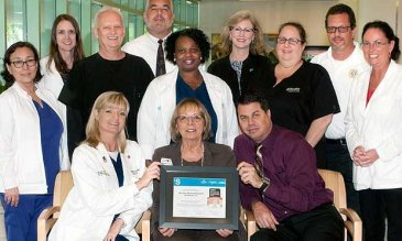 Manatee Memorial Receives Get With The Guidelines-Stroke Gold Plus Quality Achievement Award with Target: Stroke Honor Roll Elite for Ninth Year