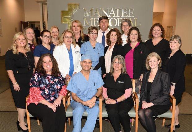 Manatee Memorial Hospital Breast Care Center