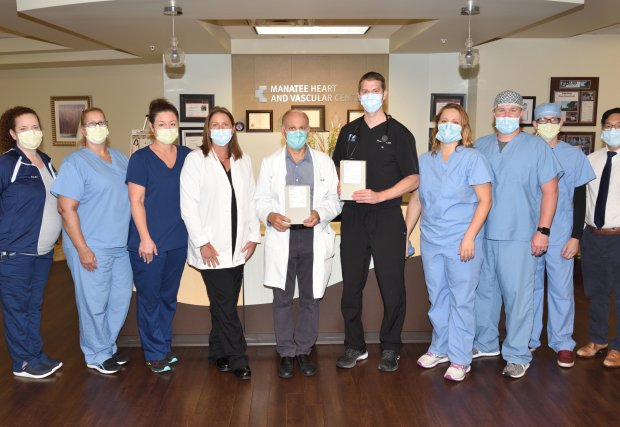 Manatee Memorial Hospital Announces Successful Implant of Barostim Baroreflex Activation Therapy™ Procedure for the Treatment of Heart Failure