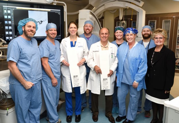 Manatee Memorial Hospital First on the Florida West Coast To Offer Procedure to Help Kidney Dialysis Patients