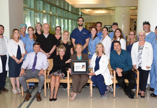 Manatee Memorial Hospital Receives Get With The Guidelines Stroke