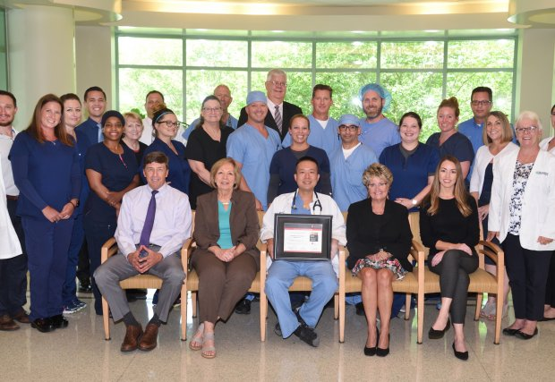 Manatee Memorial Hospital's Cardiac Services Honored With American Heart Association's  Mission: Lifeline Gold Achievement Award for the Fifth Year
