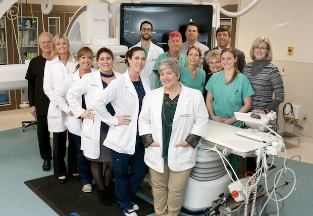 Manatee Memorial Hospital Opens a Biplane Interventional Radiology Suite