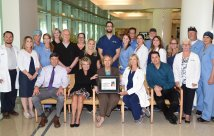 Manatee Memorial Hospital Receives Get With the Guidelines-Stroke Gold Plus Quality Achievement Award for the Eleventh Year and Target: Stroke Elite Honor Roll for the Third Year