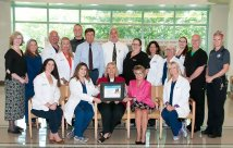 Manatee Memorial Hospital Receives Get With The Guidelines-Stroke Gold Plus Quality Achievement Award