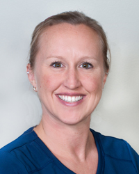 Ashley Dell, RN, Center for Orthopedic and Spine Surgery